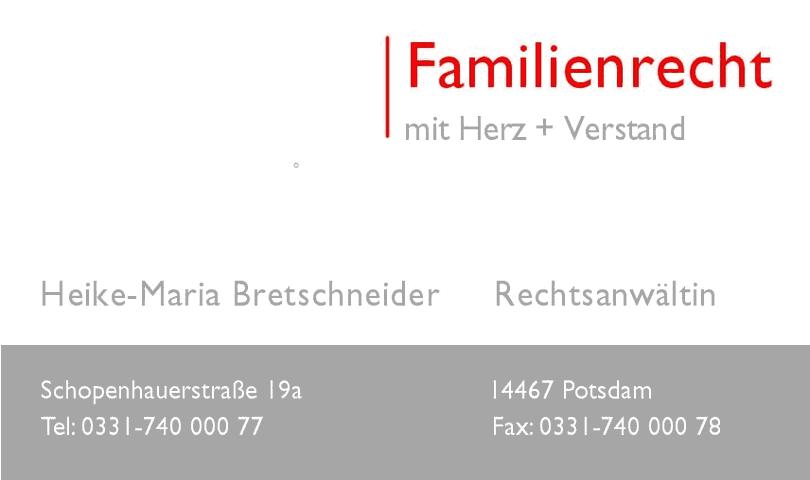 Guter Scheidungsanwalt Potsdam